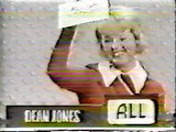 This player bet it all on Dean Jones